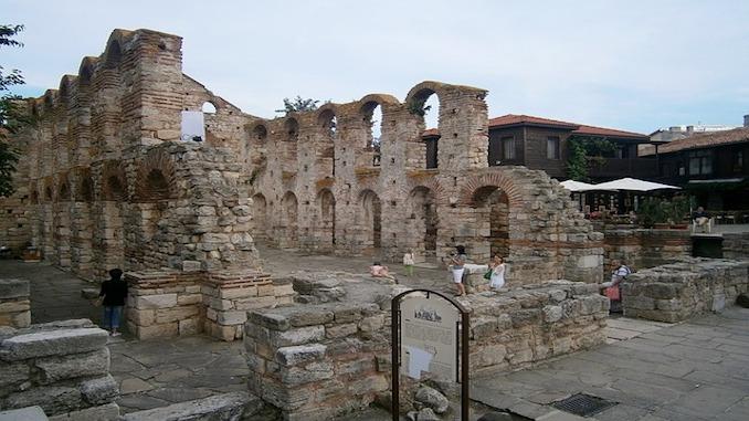 Bulgarien Nessebar