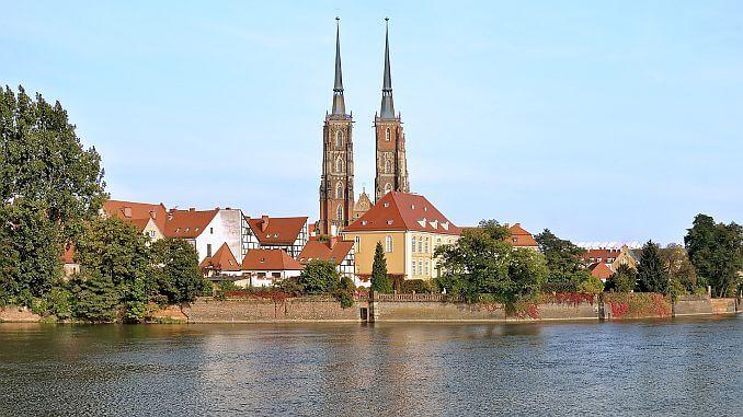 Urlaub in Polen Erfahrungsberichte: Stadt Breslau