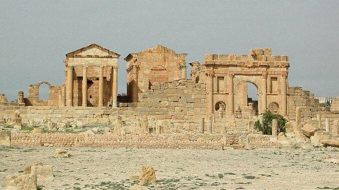 Tunesien Urlaub Erfahrungsberichte Ruinen