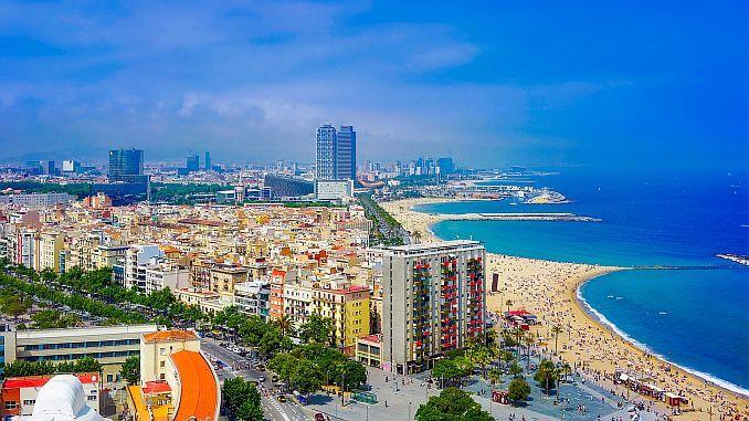 Barcelona Erfahrungen am Strand