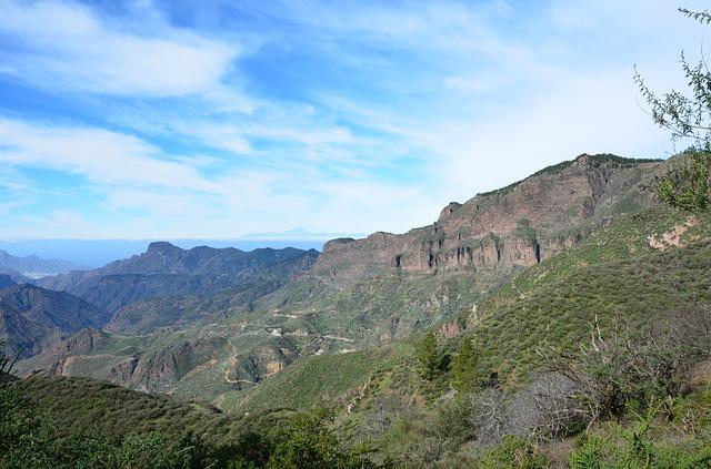Gran Canaria Berge